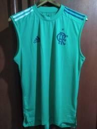 Camisa do Flamengo Treino Regata 2020