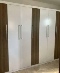 Guarda roupa casal 7 portas (Novo)
