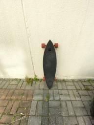 Longboard pouco usado