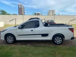 Peugeot Hoggar pick-up melhor que Strada Montana Saveiro