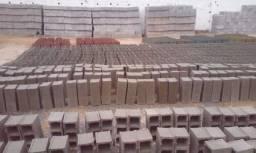 Fábrica de blocos, aceito troca