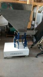 Empacotadeira Multi Cabeçote SCM 08 balanças completa