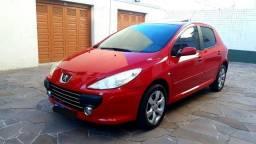 2010 Peugeot 307 Teto Solar Multimidia Pneus Novos 82mil Km Financio