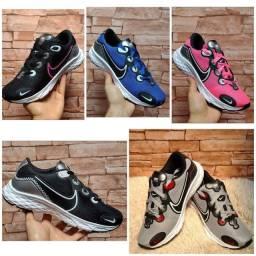 Vendo Tênis Nike e Sapatênis Adidas ( 110 com entrega)