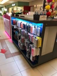 Vendo kiosque com projeto arquitetônico