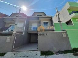 Sobrado à venda, 119 m² por R$ 470.000,00 - Sítio Cercado - Curitiba/PR
