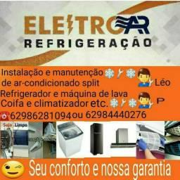 Eletroar refrigeração