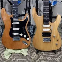 Guitarras customizadas (leia)
