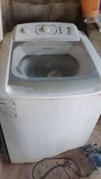 Máquina de lavar 15kg quebrada