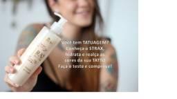 Super Promoção,Hidratante Corporal e De Tatuagem Strax Hinode