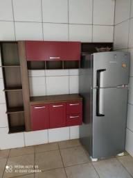Armário para cozinha com balcão barato e compacto Luziânia