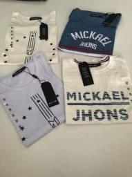 Camisas Femininas MICKAEL JHONS (ATACADO)