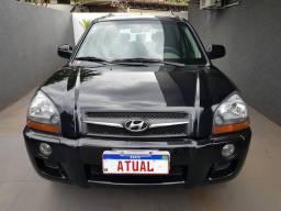 Hyundai Tucson  GLS 2.0L 16v (Flex) (Aut) FLEX AUTOMÁTICO