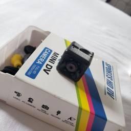 Mini câmera - com acessórios