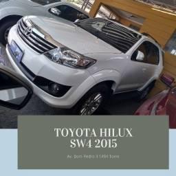 Toyota Hilux Sw4 4x2 sr, 2.7 2015