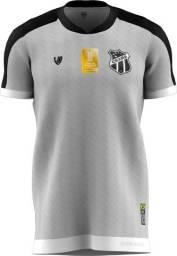 Camisa Ceará Sertão Alvinegro N. 10 - 2021 - Oficial