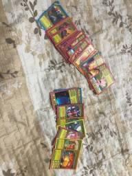 Vendo cartinhas de Pokemon