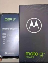 TROCO MOTO G9 POWER DE 128 GB 4 DE RAM