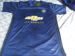 Camisa futebol Manchester nova