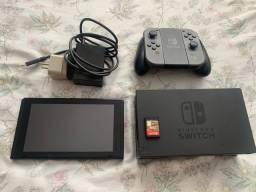 Nintendo Switch mais Zelda