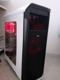 Computador gamer Six Core 12gb, placa de vídeo 4gb