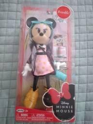 DISNEY, original, Minnie mouse fashion com 23cm. Leia o anúncio.