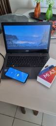 Dupla Dinâmica Mi A3 e note Acer
