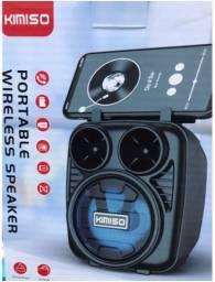 Caixa de Som Portátil Wireless