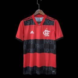 Pronta Entrega | Camisa Flamengo 2021 Oficial