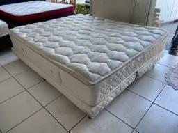 cama box RONCONI queen size