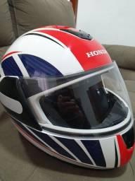 Capacete Honda Escamoteável - 62