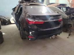 Sucata Corolla Xrs 2019