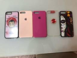 Capa para iPhone 7 e 8 Plus