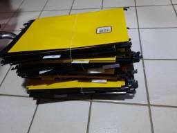 Pastas suspensas para arquivo 40 unidades por R$ 49,99