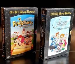 Coleção DVD flintstones e os jetsons Original