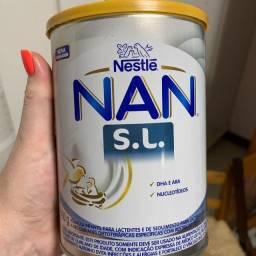 Fórmula Infantil NAN Sem Lactose com 400g