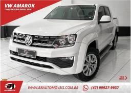 Volkswagen Amarok Comfortline 2.0 4x4 AT