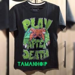 Camiseta Gamer zombie