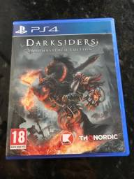 Darksiders warmastered ps4