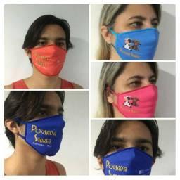 Título do anúncio: Mascara 4,00- Lisa  e 5,00-Personalize para sua Empresa!!