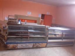Vendo 2 balcão de padaria 1 seco e 1 gelado