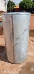 Tanque em aço galvanizado