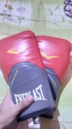Luvas de treino Everlast 12 Ounces (USADA)