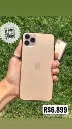 iPhone 11 Pro Max 256gb Gold zero