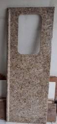 Balcão de granito