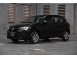 Título do anúncio: Renault Sandero 2020 1.0 12v sce flex life manual