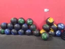 Bolas Medicinais - Wall Ball