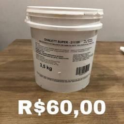 DESAPEGO PADARIA - Ovalett Super Bakels Balde 3,5kg