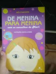 Livro De menina para menina
