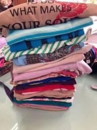Blusinhas de manga comprida